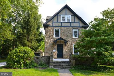 Wenonah Single Family Home For Sale: 304 W Mantua Avenue