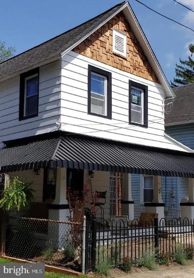Pitman Single Family Home For Sale: 27 West Avenue