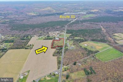Newfield Commercial For Sale: L:7 & L:40 Harding Highway