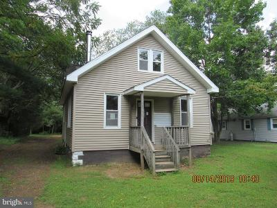 Newfield Single Family Home For Sale: 304 Rosemont Avenue