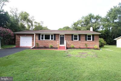 Williamstown Single Family Home For Sale: 1529 N Main Street N