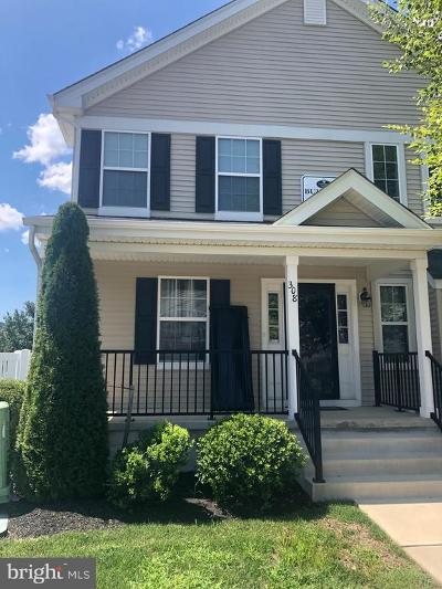 Swedesboro Townhouse For Sale: 308 Lexington Mews