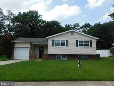 Sicklerville Single Family Home For Sale: 4 Mango Court