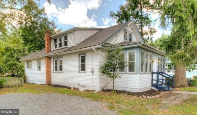 Woodbury Single Family Home For Sale: 1756 Delsea Drive