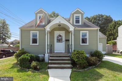 Westville Single Family Home For Sale: 38 Locust Avenue