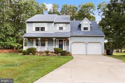 Newfield Single Family Home For Sale: 326 Stotesbury Avenue