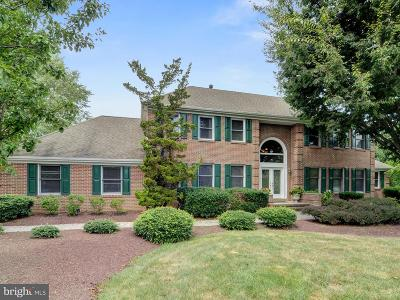 Robbinsville Single Family Home For Sale: 4 Haines Drive