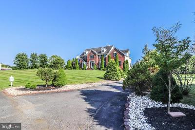 Robbinsville Single Family Home For Sale: 14 Harvest Bend Road