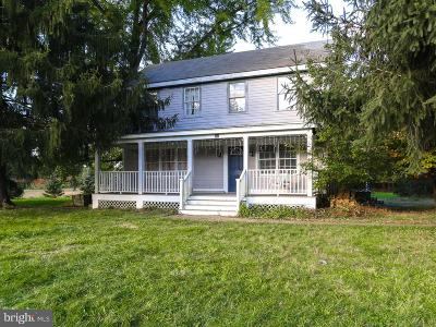 Hightstown Single Family Home For Sale: 129 Voelbel Road