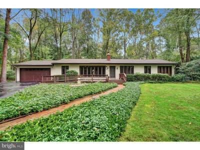 Hopewell Single Family Home For Sale: 219 Stony Brook Road