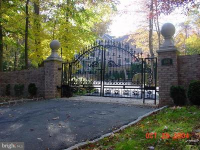 Princeton NJ Single Family Home For Sale: $3,690,000