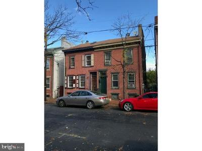 Trenton Multi Family Home For Sale: 252 Clay Street