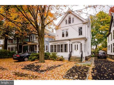 Princeton Single Family Home For Sale: 11 Madison Street