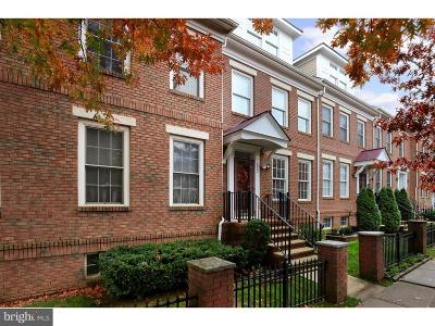Robbinsville Townhouse For Sale: 122 Heritage Street