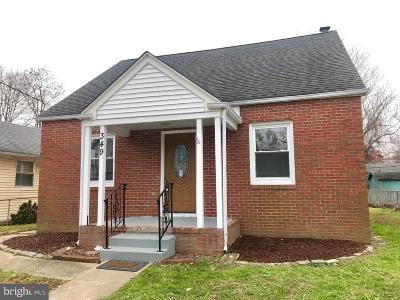 Hamilton Single Family Home Under Contract: 349 McClellan Avenue