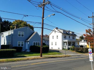Princeton Multi Family Home For Sale: 246&254 Witherspoon Street