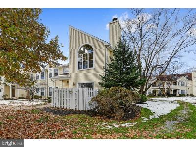 Hightstown Condo For Sale: 22 Dennis Court