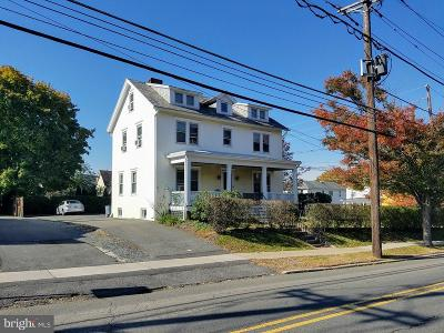 Princeton Single Family Home For Sale: 254 Witherspoon Street