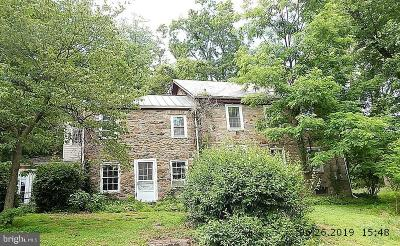 Pennington Single Family Home For Sale: 63 Harbourton Woodsville