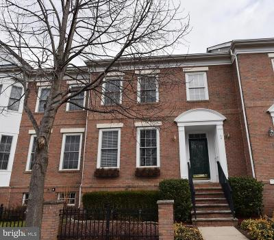 Robbinsville Townhouse For Sale: 69 Malsbury St
