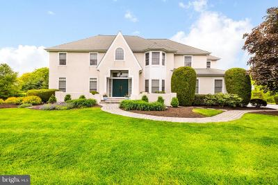 Hopewell Single Family Home For Sale: 4 Grace Hill Court