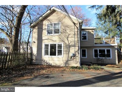 Princeton Single Family Home For Sale: 156a Spruce Street