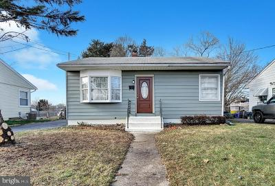 Ewing Single Family Home For Sale: 211 Clamer Road