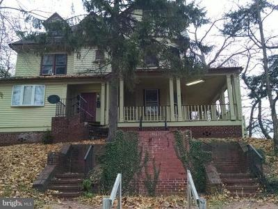 Trenton Multi Family Home For Sale: 800 W Edgewood Avenue W #5