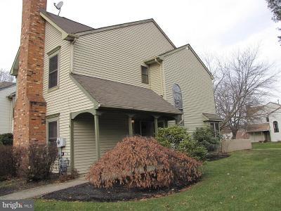 Robbinsville Townhouse For Sale: 1 Stratton Court