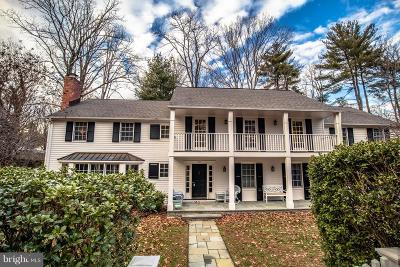 Princeton NJ Single Family Home For Sale: $1,449,000