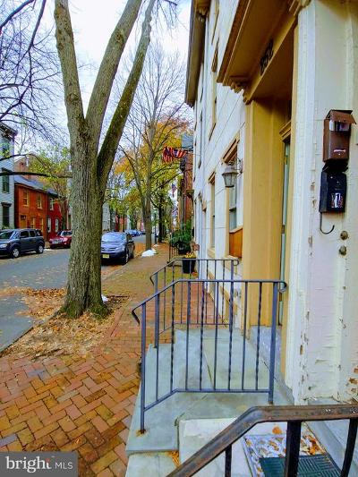 Trenton Townhouse For Sale: 252 Mercer