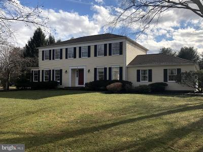 West Windsor Single Family Home For Sale: 5 Bridgewater Drive