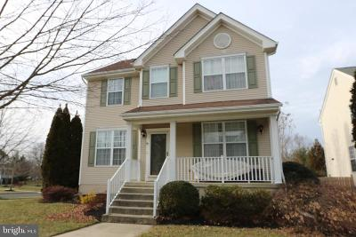 Robbinsville Single Family Home For Sale: 19 Eldridge Drive