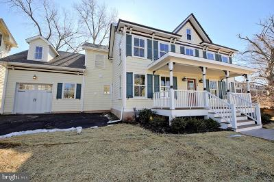 Pennington Single Family Home For Sale: 30 W Delaware Avenue