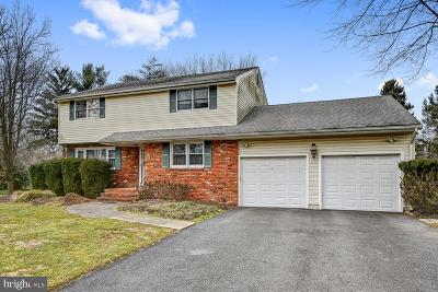 Ewing Single Family Home For Sale: 6 Bedford