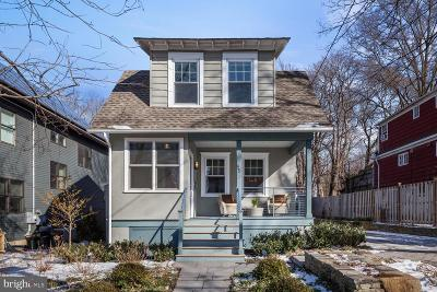 Princeton Single Family Home For Sale: 43 Linden Lane