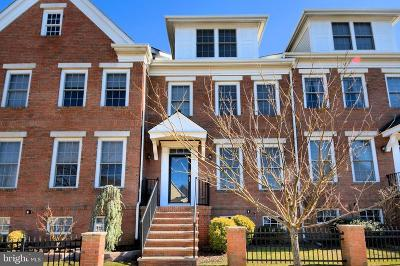 Robbinsville Townhouse For Sale: 118 Burnet Crescent