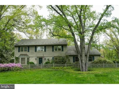 Princeton Single Family Home For Sale: 30 Honeybrook Drive