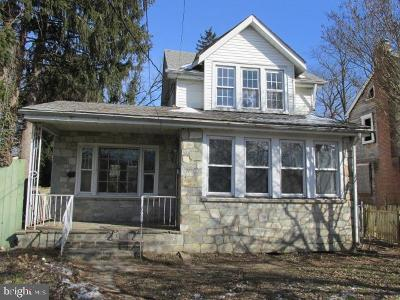Trenton Single Family Home Under Contract: 638 Sanhican