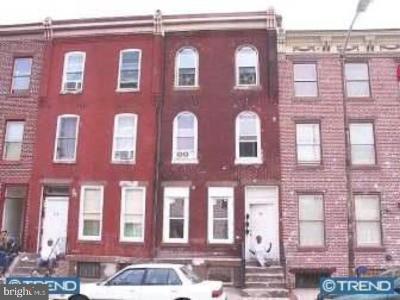 Trenton Multi Family Home For Sale: 54 Stockton Row