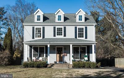 Pennington Single Family Home For Sale: 320 Hale Street