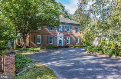 Princeton Single Family Home For Sale: 213 Constitution Drive