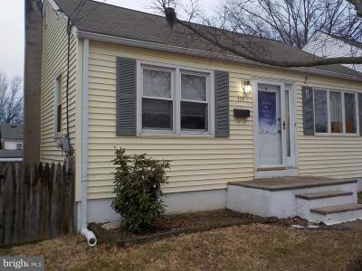 Ewing Single Family Home For Sale: 174 Clover Avenue
