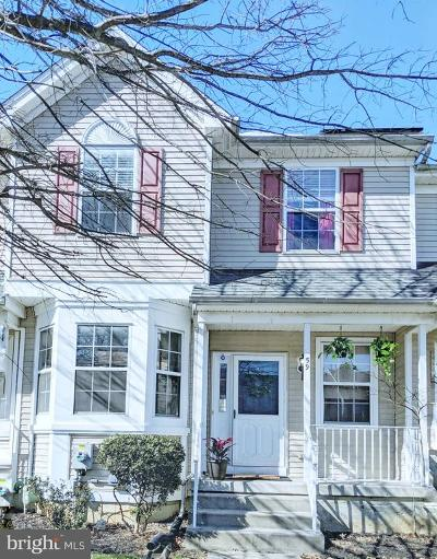 Robbinsville Townhouse For Sale: 59 Hadley Drive