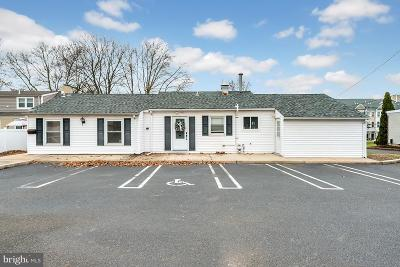 Ewing Single Family Home For Sale: 1580 Parkside