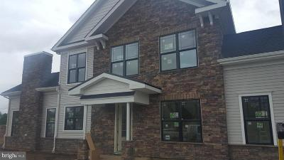Lawrenceville Townhouse For Sale: 33 Dogleg Lane