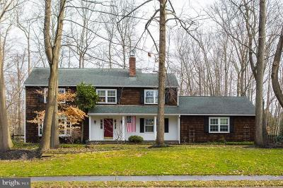Princeton Junction Single Family Home For Sale: 20 Lorrie Lane