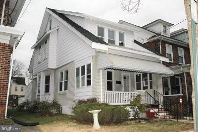 Trenton Single Family Home For Sale: 241 S Cook Ave