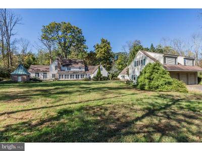 Princeton Single Family Home For Sale: 4497 Province Line Road