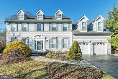 Robbinsville Single Family Home For Sale: 10 Wycklow Drive